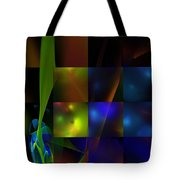 Abstract 101413 Tote Bag