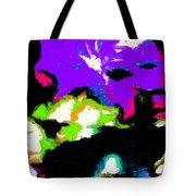 Abstract 104 Tote Bag