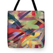 Abstract #12 Tote Bag