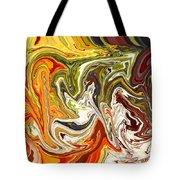 Abstract 127 Tote Bag by Carol Sullivan