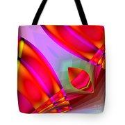 Abstract 134 Tote Bag