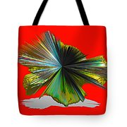Abstract #140810 - Untitled  Tote Bag