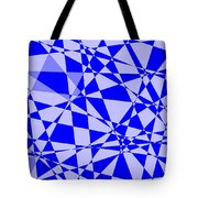 Abstract 151 Tote Bag