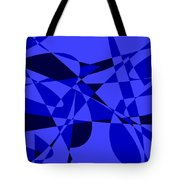 Abstract 153 Tote Bag