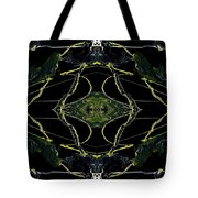 Abstract 160 Tote Bag by J D Owen