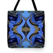 Abstract 162 Tote Bag