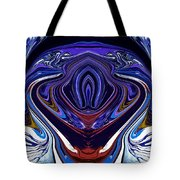 Abstract 171 Tote Bag by J D Owen