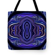 Abstract 172 Tote Bag by J D Owen