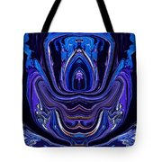 Abstract 174 Tote Bag by J D Owen