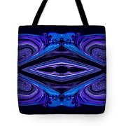 Abstract 176 Tote Bag by J D Owen