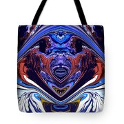 Abstract 179 Tote Bag by J D Owen