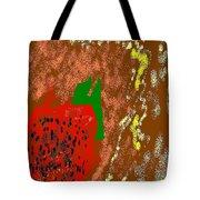Abstract #2 Tote Bag