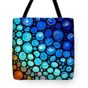 Abstract 2 Tote Bag by Sharon Cummings