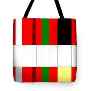 Abstract #3 Tote Bag