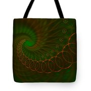 Abstract 340 Tote Bag