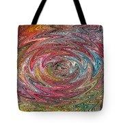 Abstract 404 Tote Bag