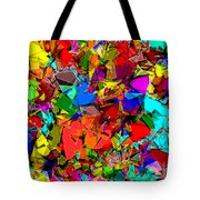 Astratto - Abstract 50 Tote Bag