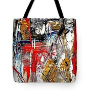 Abstract 526-11-13 Marucii Tote Bag