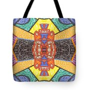 Abstract 55 Tote Bag