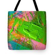 Abstract 6814 Diptych Cropped Xvi  Tote Bag