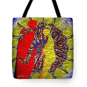 Abstract 830 Tote Bag