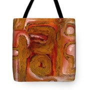 Abstract 868 Tote Bag