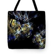 Abstract A07 Tote Bag