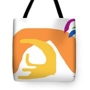 Abstract Ala Matisse 2 Tote Bag
