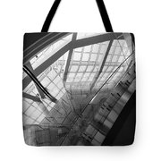 Abstract Architecture #2 Tote Bag