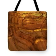 Behold - Abstract Art Tote Bag