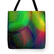 Journey - Abstract Art Tote Bag