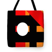 Abstract Art Collection Tote Bag