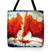 Abstract Art Forty-three Tote Bag