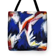 Abstract Art Forty-two Tote Bag