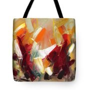 Abstract Art Sixty Tote Bag