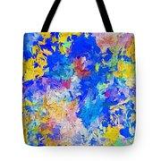Abstract Series B10 Tote Bag