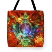 Abstract Series B5 Tote Bag