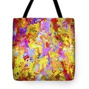 Abstract Series B6 Tote Bag
