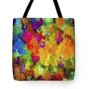Abstract Series B7 Tote Bag
