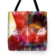 Abstract Series B8 Tote Bag