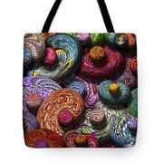 Abstract - Beans Tote Bag