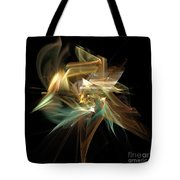 Abstract Bloom  Tote Bag