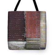 Abstract Brick Wall 1 Tote Bag