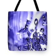 Abstract Bubble Study Tote Bag
