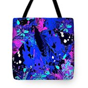 Abstract Butterfly #2 Tote Bag