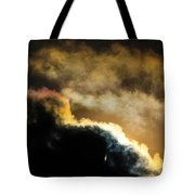 Abstract By Eclipse Tote Bag