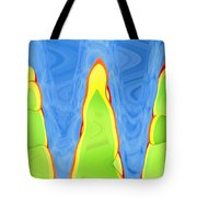 Abstract By Photoshop 12 Tote Bag