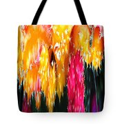 Abstract Cacti I Tote Bag