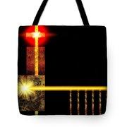 Abstract Church Tote Bag