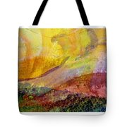 Abstract Collage No. 1 Tote Bag